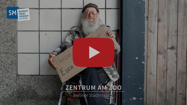 Berliner Stadtmission eröffnet Zentrum am Bahnhof Zoo