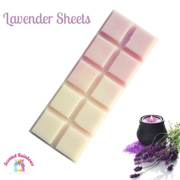 Wax melt bar, relaxing fragrance