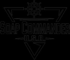 Soap Commander logo