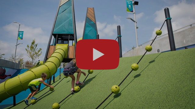2021 PLAY Book in Action - Visit a Playground - Landscape Structures