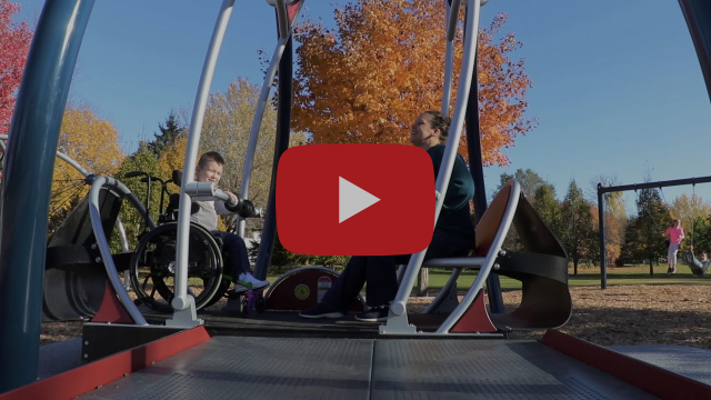 We-Go-Swing™ - Freestanding Play - Landscape Structures
