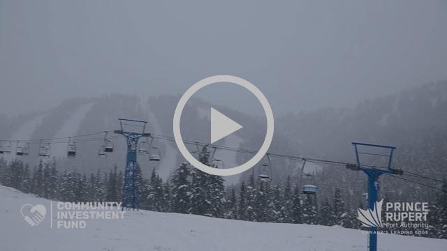 Shames Mountain Ski Area - Community Investment Fund 10th Anniversary