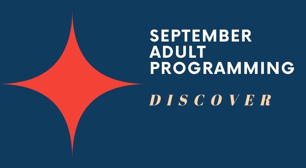 September Adult Programming