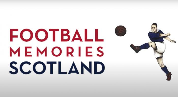 Football Memories Scotland logo