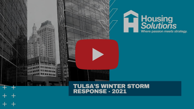 Winter Storm Response 2021