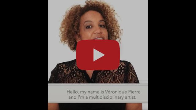 Veronique Pierre - Multidisciplinary Artist (with subtitles)