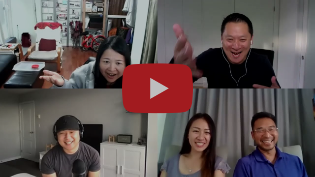 3 P's in a Pod[Cast] #19 - Connecting with Kevin and Carol Lim in Cambodia