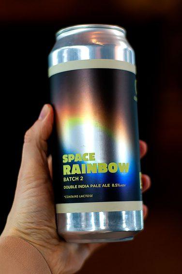 Equilibrium / Homage Space Rainbow 0,473l