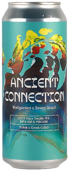 MALTGARDEN / SEVEN ISLAND ANCIENT CONNECTION 0,5L