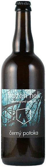 Pivo Černý Potoka Frozen Hell 0,75