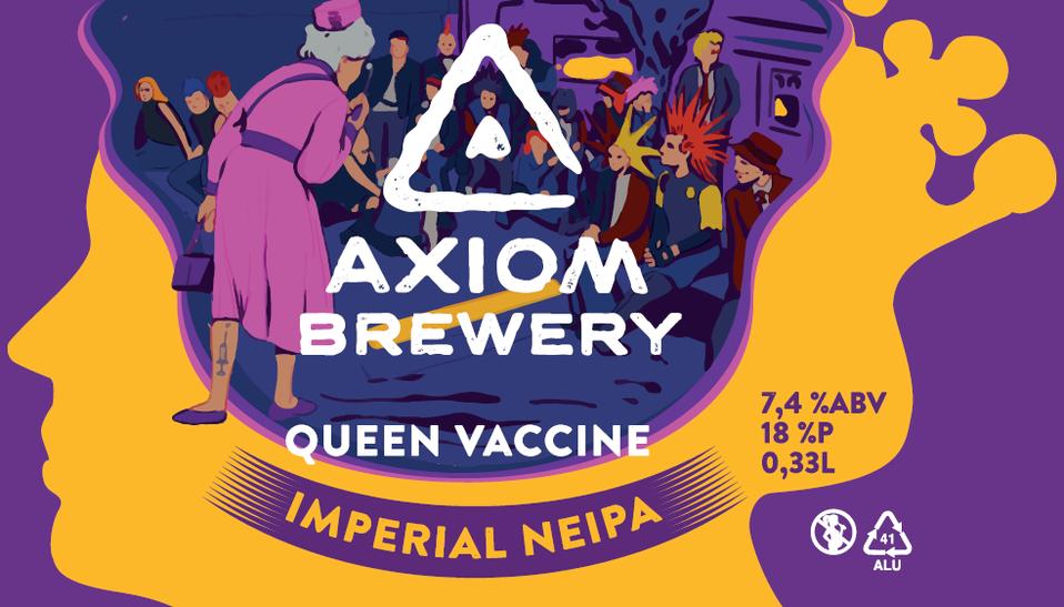 Axiom Queen Vaccine