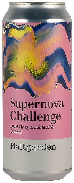 MALTGARDEN SUPERNOVA CHALLENGE 0,5L