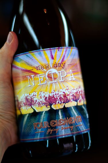 FOUR ELEMENTS NEW DAY NEIPA 0,75L