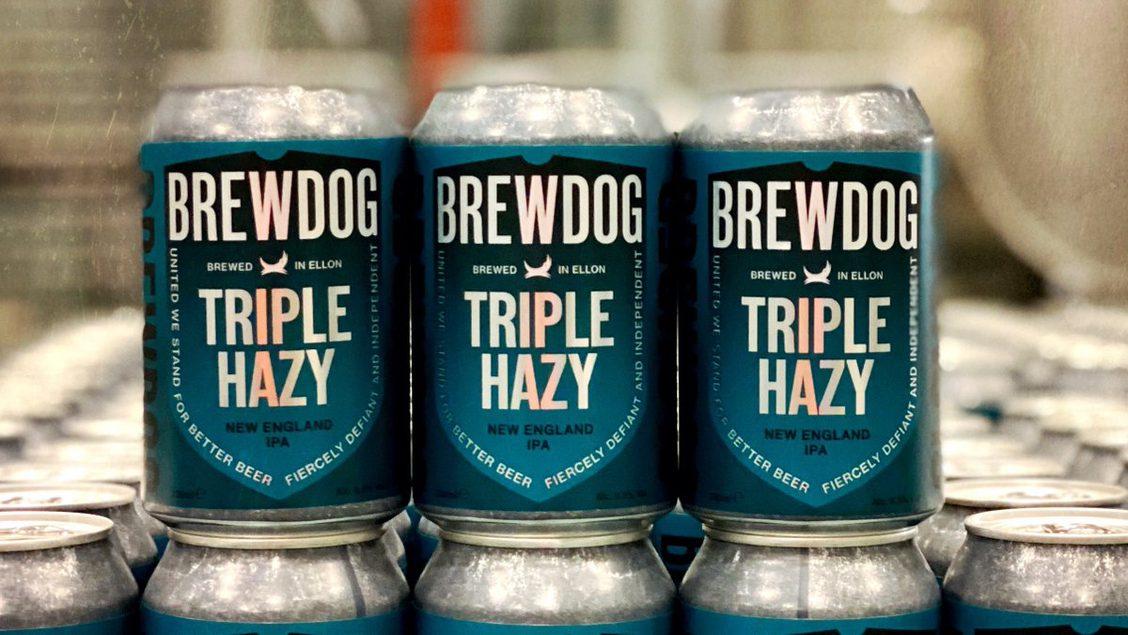 Pivo BrewDog Triple Hazy Jane