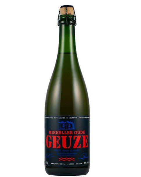 Mikkeller / Boon Oude Geuze Calvados 0,75l