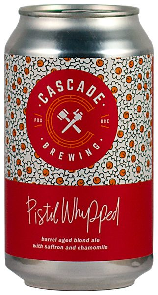 CASCADE BREWING PISTIL WHIPPED