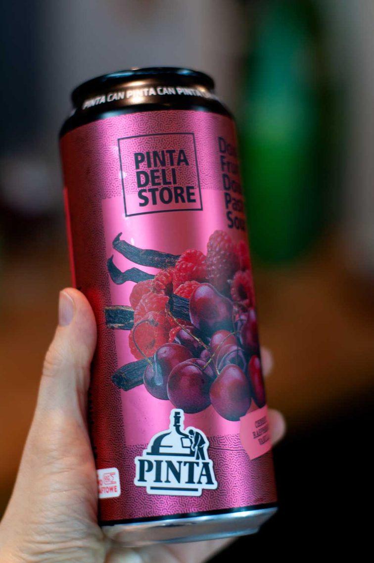 Pinta Deli Store #6: Cherry Raspberry Vanilla