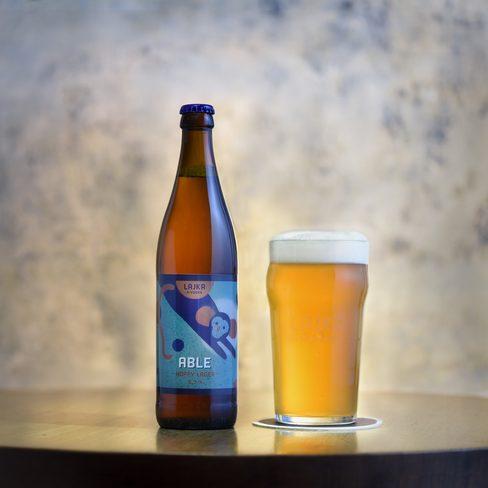 Pivo Lajka Able 0,5