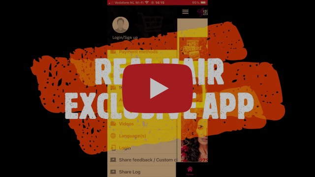 Real Hair Exclusive Official APP