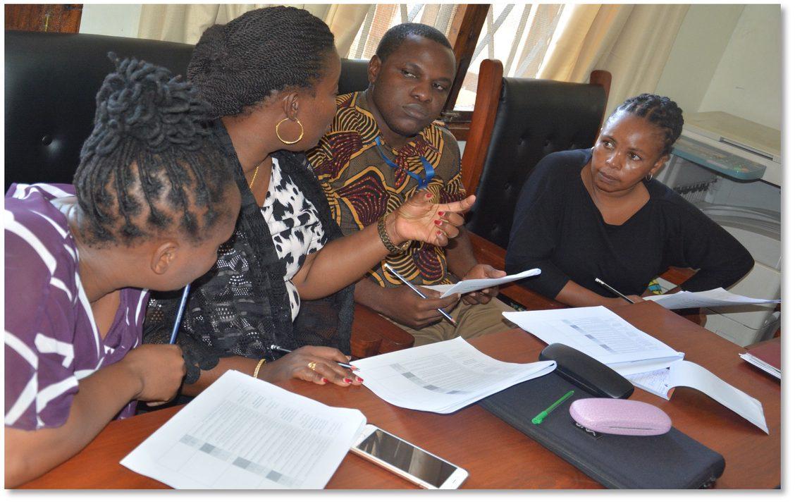 RAISE assessment in Kenya