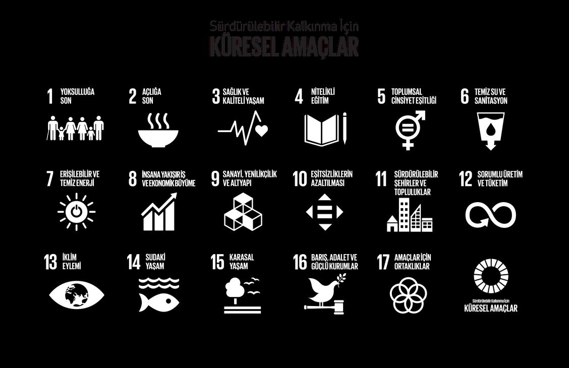 küresel amaçlar, harekete geç!