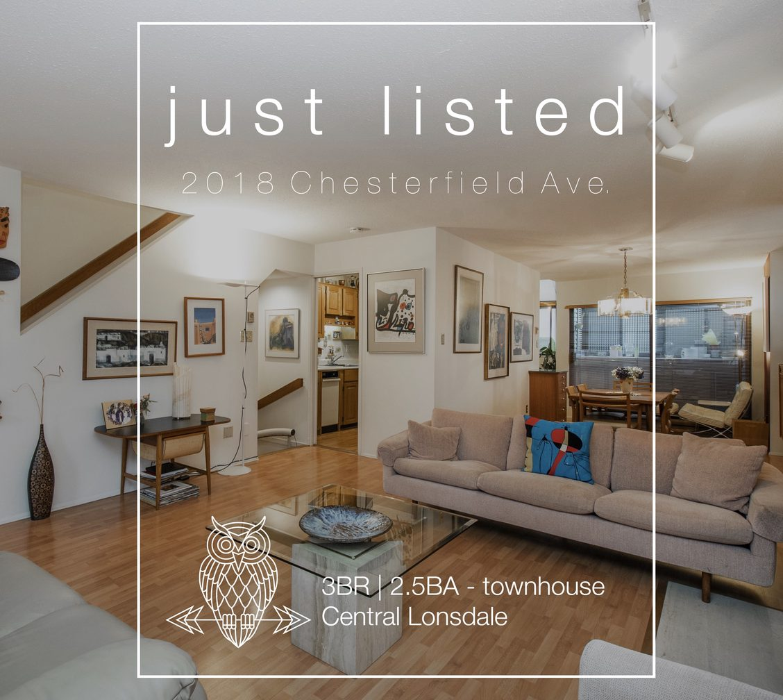 2018 Chesterfield Ave. N. Vancouver