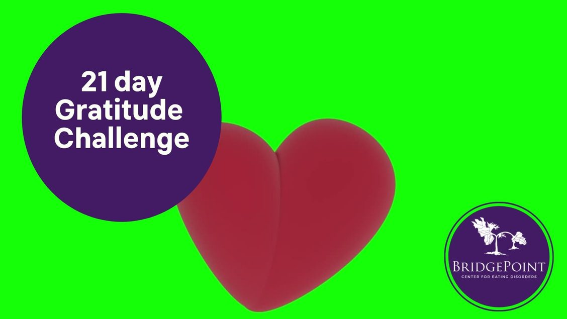 Join us for daily 2 day Gratitude Challenge
