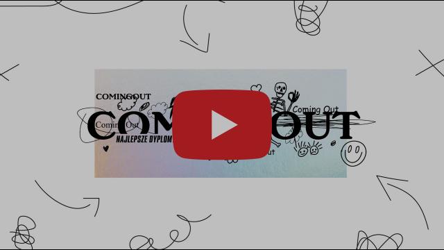 Wirtualne otwarcie wystawy Coming Out 2020
