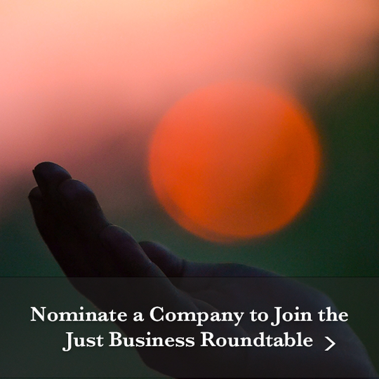 Learn about the Just Business Roundtable