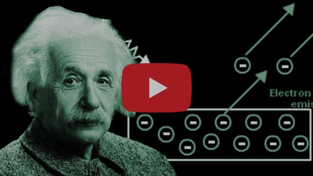 Einstein and the Photo-Electric Effect - Professor Raymond Flood