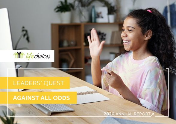 Leaders' Quest: 2020 Annual Report