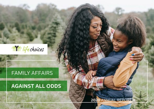 Family Affairs: 2020 Annual Report