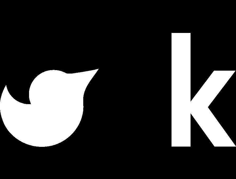 k Bird Logotype