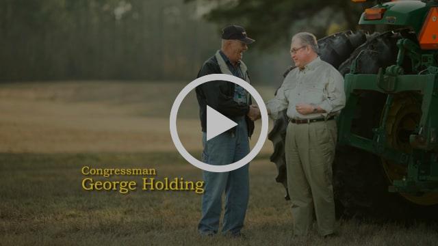 George Holding - Bio
