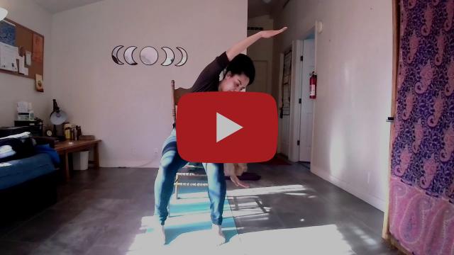 Trauma Informed Chair Yoga