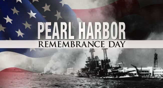 Picture - Pearl Harbor Remembrance Day