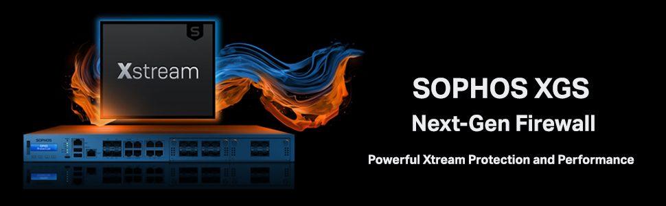 XGS Next-Gen Firewall
