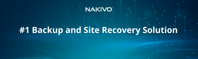 Register for the Nakivo webinar