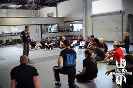 pre-COVID instructor training photo