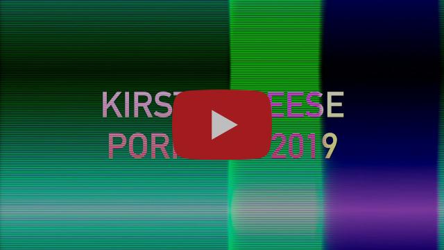 Lange//Berweck//Lorenz- Porpoise (2019) by Kirsten Reese