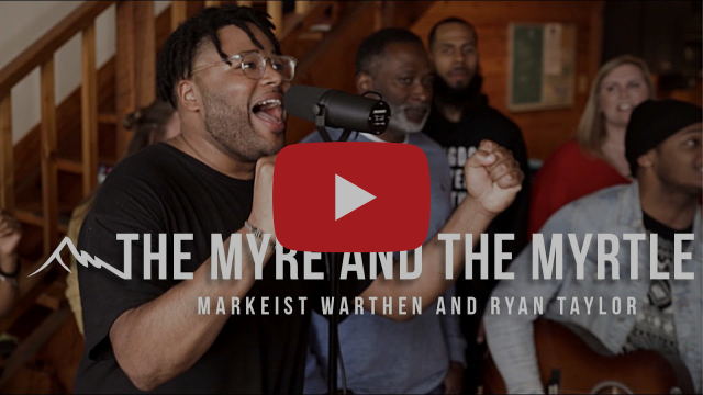 The Myre and The Myrtle (feat. Markeist Warthen and Ryan Taylor) - FRONTIER MUSIC