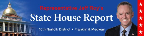 State Rep Jeff Roy - March 2021 Newsletter