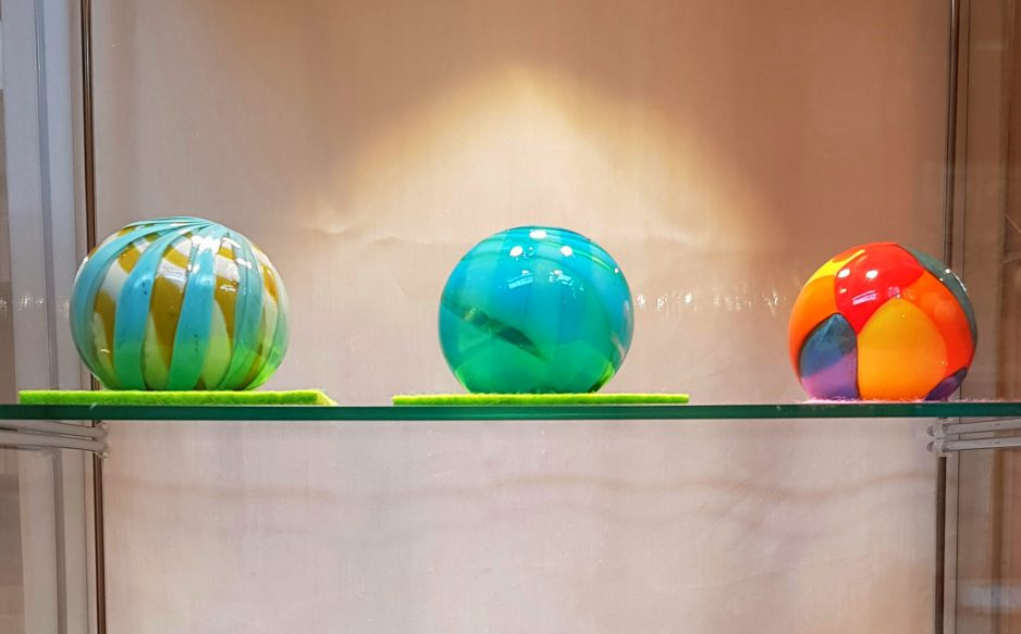 Glass Orbs by SilPhi Glass