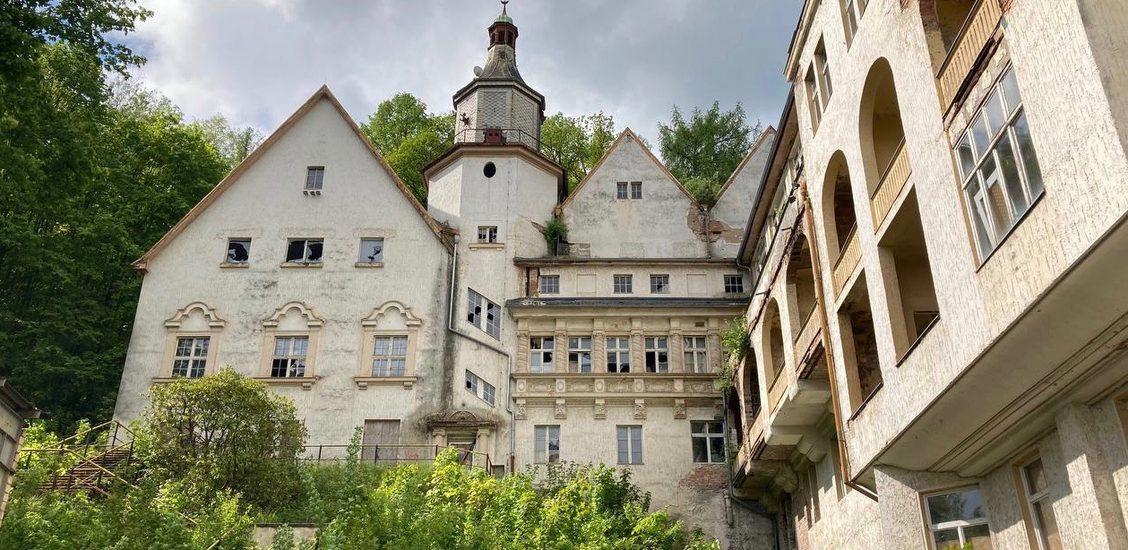 Kino im Schwarzatal. Unter anderem am Schwarzeck in Bad Blankenburg..