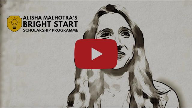 Alisha Bright Start Scholarship Programme