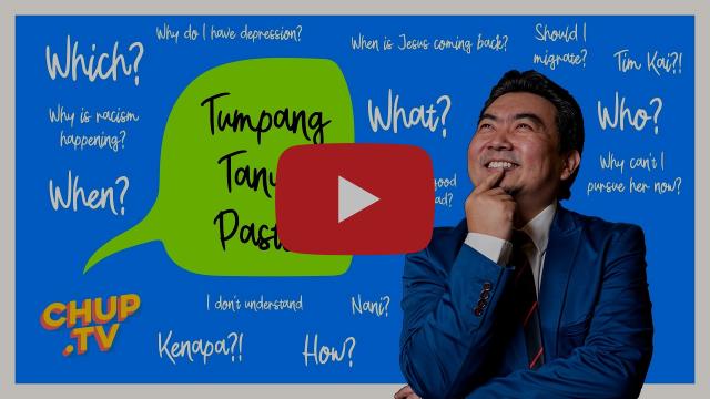 Tumpang Tanya Pastor: Chup.TV New Series