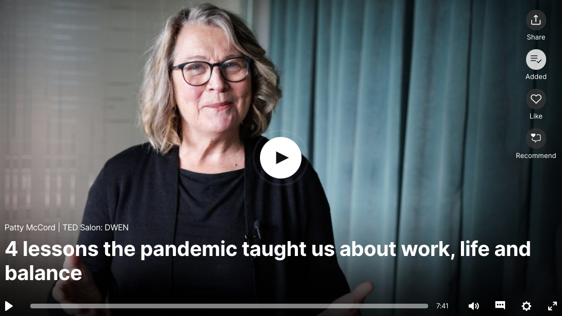 4 lessons the pandemic taught us about work, life and balance