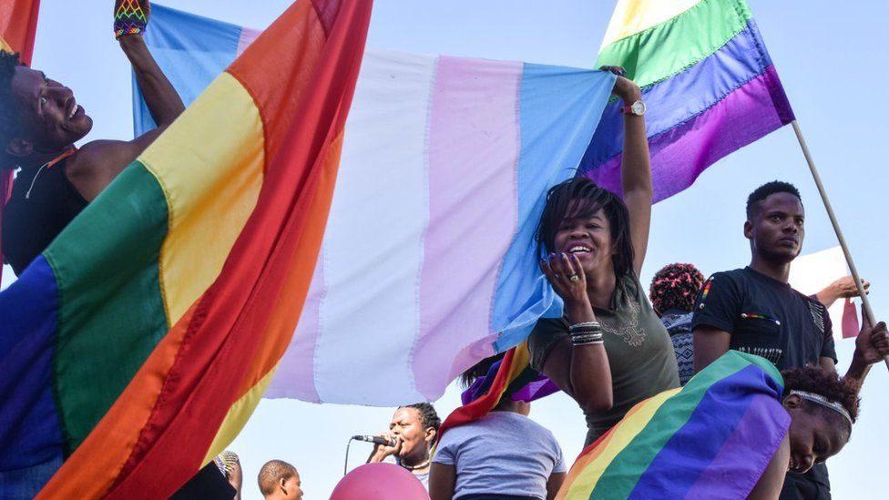 Members of LGBTQI Community in Ghana