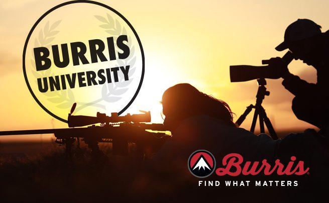 Burris Optics University