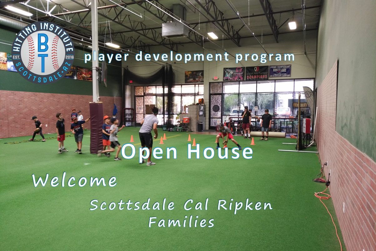 A dynamic indoor space to learn the game.